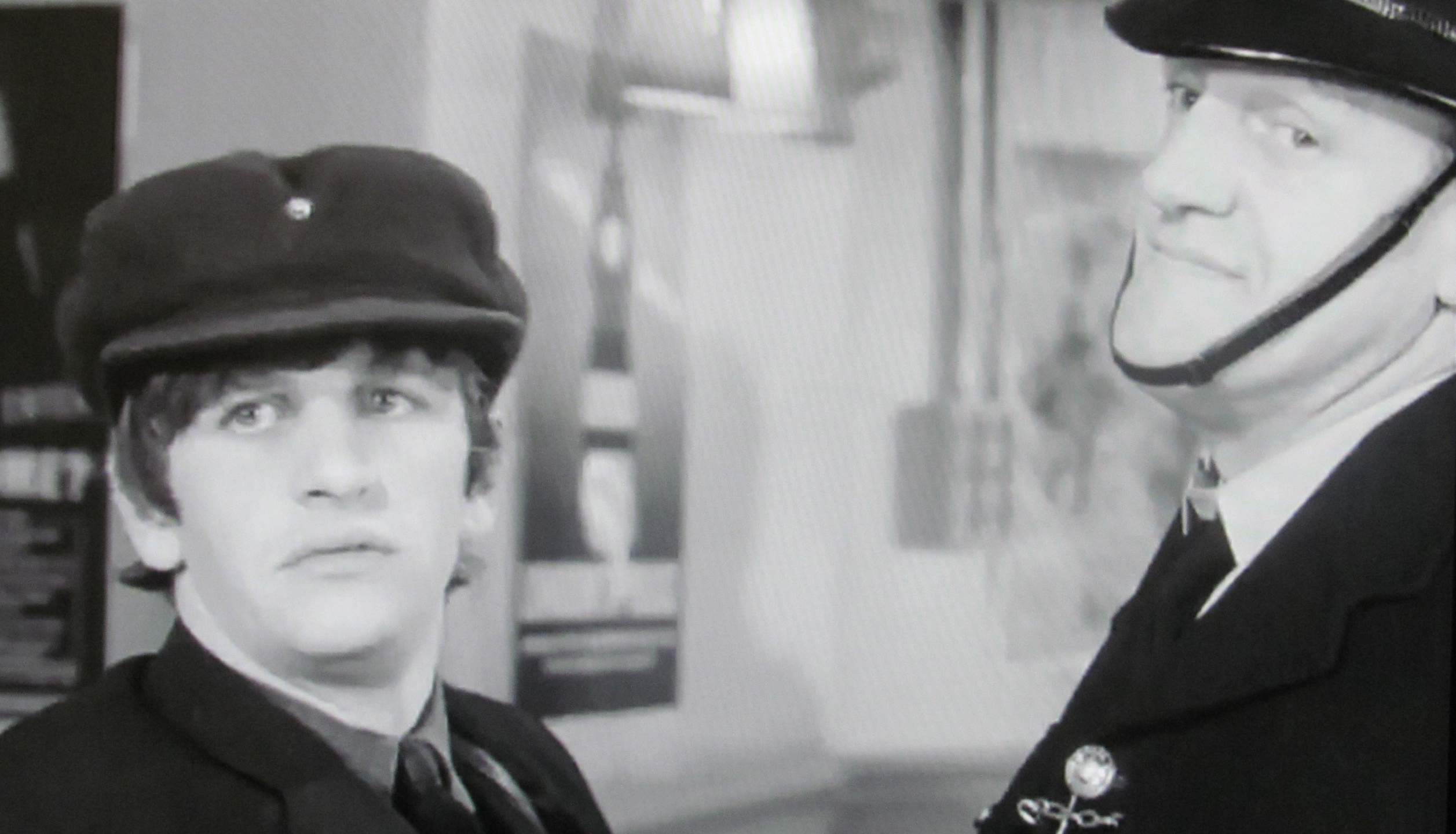Beatles A Hard Days Night Things We Said Today