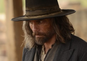 Hell on Wheels: Slaughterhouse, Cullen Bohannon close-up