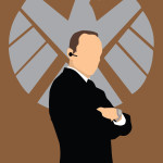 Fan Art Thursday 11/14/13   Agent Coulson of SHIELD by Nati-Nio