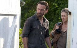 """I'm Not Afraid to Kill, I'm Just Afraid"": The Walking Dead--Indifference"