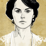 Fan Art Thursday: Lady Mary