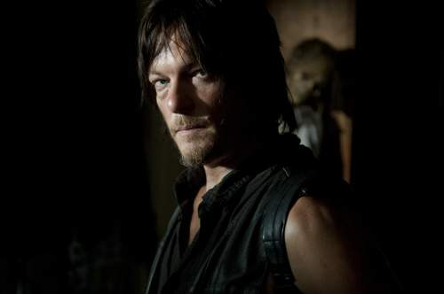 "The Walking Dead ""Still"" Norman Reedus as Daryl Dixon"