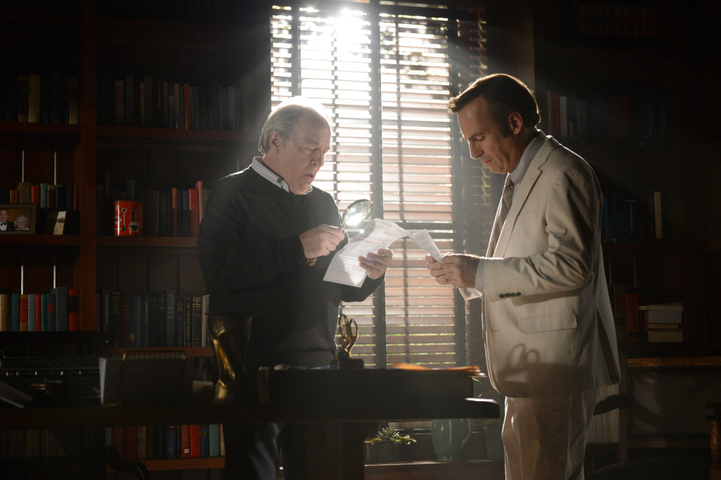 Better Call Saul: RICO -- Jimmy and Chuck