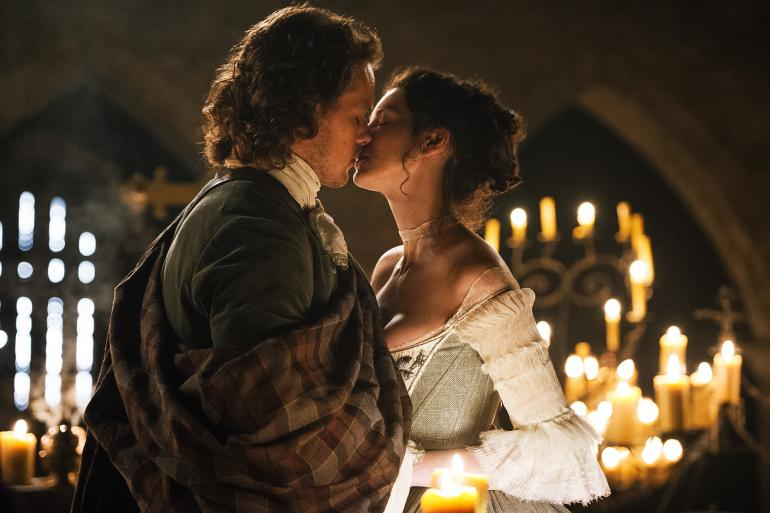 outlander mind body and soul a review of the wedding