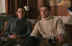 Mad Men Wish List Discussion Group Monday