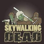 Fan Art Thursday: Skywalking Dead