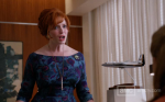 Mad Men Season 5, Women, and Violence